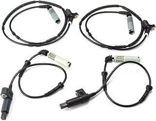 2x Plaquettes De Frein Usure Indicateur Capteur CONDUIT avant arrière Fits BMW 3 SERIES E36 Z3
