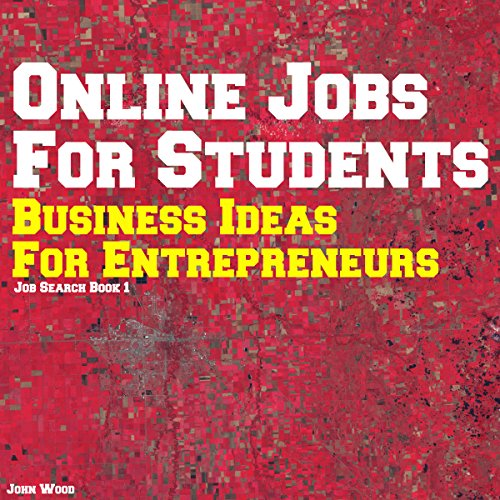 Online Jobs for Students audiobook cover art