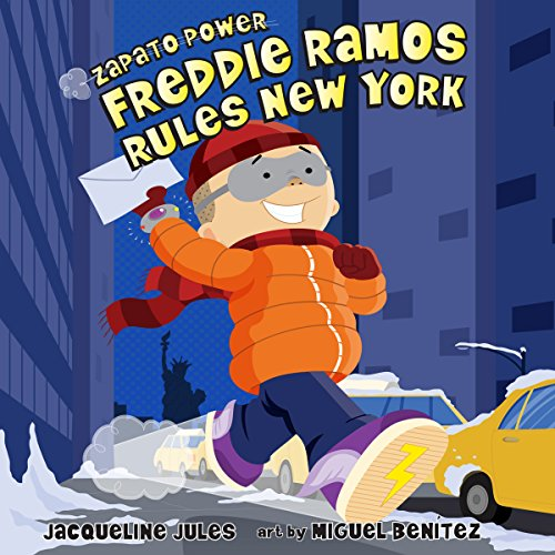 Freddie Ramos Rules New York cover art