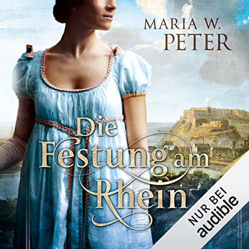 Die Festung am Rhein audiobook cover art