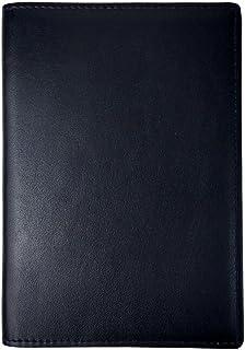 FITYLE Genuine Leather Passport Holder RFID Blocking For Men Women Travel Wallet