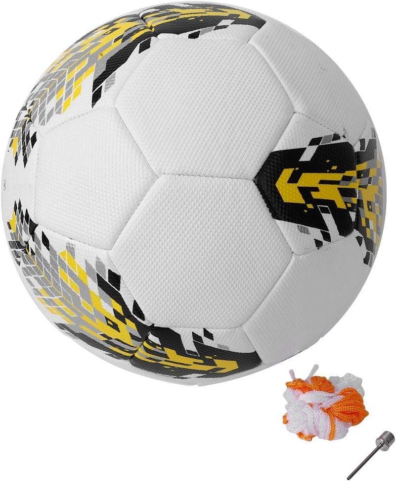 Nippon regular agency Keenso Football PVC Diamonds Pattern Size Pr Training 5 Courier shipping free shipping