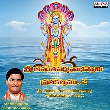 Sri Anantha Padnambhaswamy Vrathakalpamu, Vol. 2