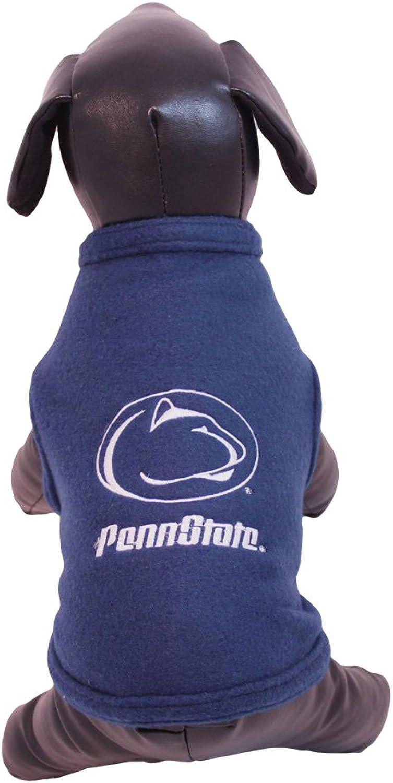 All Star Dogs Pittsburgh Panthers Polar Fleece Dog Sweatshirt, Tiny
