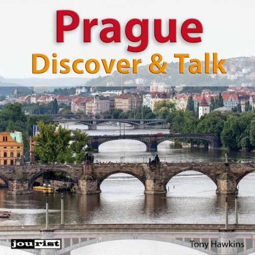 Prague (Discover & Talk) audiobook cover art
