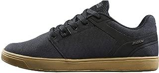 Fox Racing Mens Motion Scrub Fresh Shoes Footwear 8 Black/Black