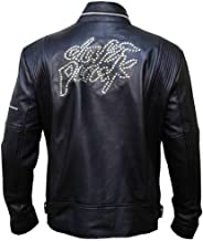 daft punk leather jacket
