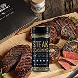 KANSAS CITY STEAK COMPANY Original Steak Seasoning 6.5oz Shaker Bottle