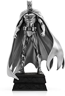 Royal Selangor Hand Finished DC Collection Pewter Batman Resolute Figurine