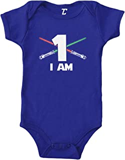 I Am - Birthday Gift Present Years Old Bodysuit