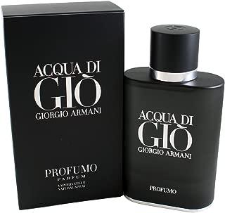 Acqua Di Gio Profumo For Men By Giorgio Armani Parfum Spray 2.5 oz