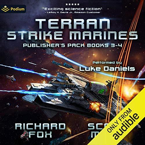 Terran Strike Marines: Publisher's Pack 2 cover art