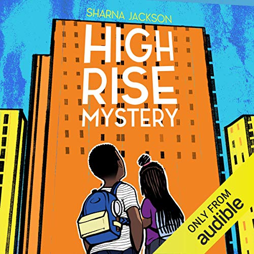 High-Rise Mystery cover art
