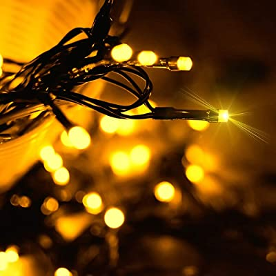 onEveryBaby 72ft 200 LED Solar String Lights Ou...