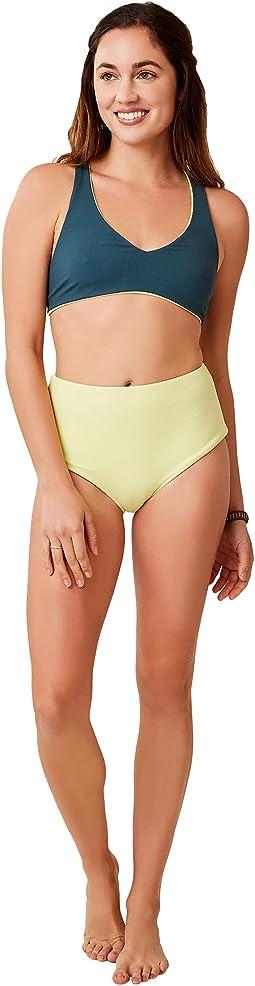 La Jolla Reversible Bikini Top