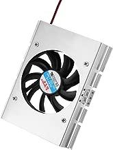 Serounder Hard Disk Drive Cooler Fan Wind-Force 30db Fast Heat Dissipation Cooling Fan for Hard Disk Drive
