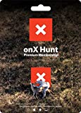 onX Hunt Premium App: Digital Map Membership for Phone, Tablet, and Computer - Color Coded Land...