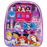 Townley Girl Disney Princess Cosmetic Backpack Set, 11 CT