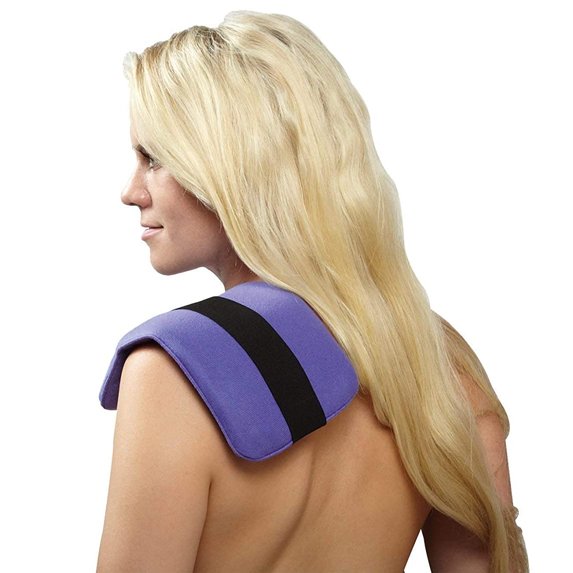 ThermiPaq Shoulder Ice Pack and Hot Cold Pack For Injuries - Elbow, Ankles, Back and Knee Ice Pack, Medium (6