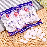 18pcs/Bag Natural Camphor Ball Camphor Bug Repellent Wardrobe Clothes Drawers Mouldproof Insecticide Insect