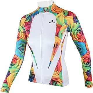 Manstore Women's Long Sleeve Special Cycling Jersey WJ01