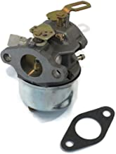 HIFROM Carburetor Carb with Mounting Gasket for Tecumseh 640298 fits OH195SA OHSK70 5.5hp 7hp Engine