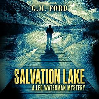 Salvation Lake audiobook cover art