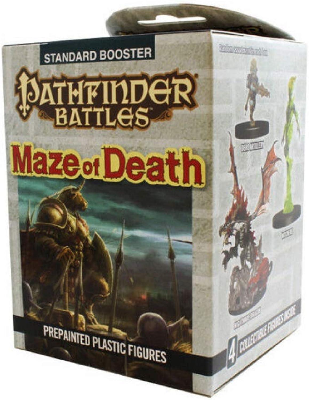 Pathfinder Battles Maze of Death Booster Brick