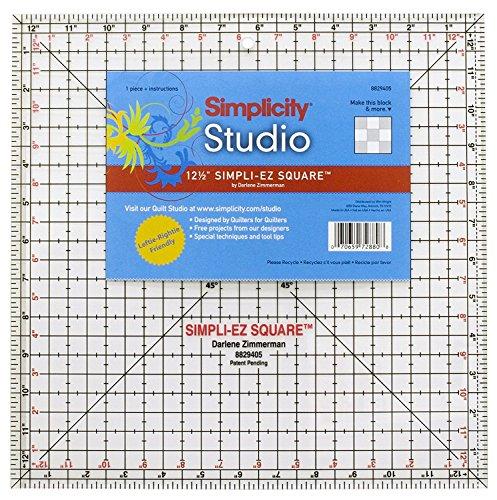 Inc Simpli-EZ 8829414 Flip n Set Quilting Tool Simplicity Creative Group