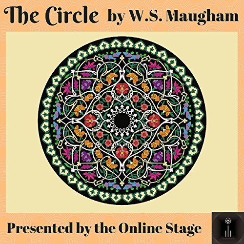 The Circle                   By:                                                                                                                                 William Somerset Maugham                               Narrated by:                                                                                                                                 Denis Daly,                                                                                        Joseph Tabler,                                                                                        John Burlinson,                   and others                 Length: 2 hrs and 6 mins     2 ratings     Overall 3.5