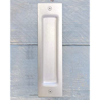 Phoenix - Tirador para puerta (acero pulverizado), color negro: Amazon.es: Bricolaje y herramientas