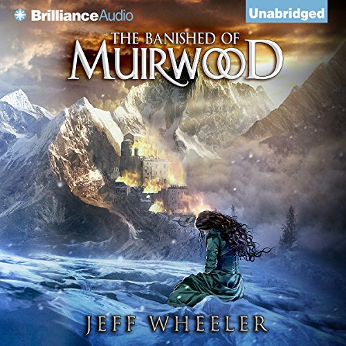The Banished of Muirwood audiobook cover art