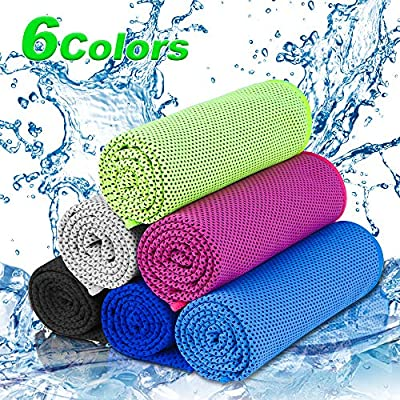 Nasharia Cooling Towel Relief-Soft