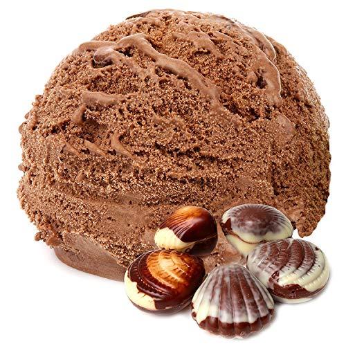 1 kg de polvo de chocolate belga vegetariana de hielo crema sabor - Azúcar - LACTOSA - GLUTEN - bajo en grasa, crema para diabéticos helado de leche en polvo polvo de helado suave Gino Gelati Helado