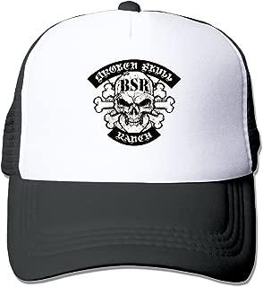 Broken Skull Ranch Mesh Hat Trucker Baseball Cap