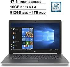 Best hp laptop quad core amd Reviews