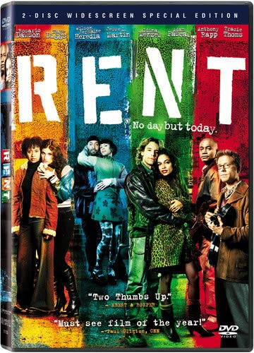Rent (Widescreen Two-Disc Special Edition) (Bilingual) [Import]
