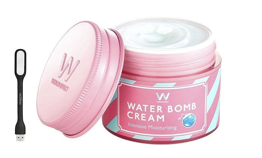 化合物納得させる異常WONJIN EFFECT ウォンジンエフェクト水爆弾クリーム/ウォーターボムクリーム [Water Bomb Cream] - 50ml, 1.69 fl. oz.+ Ochloo logo led