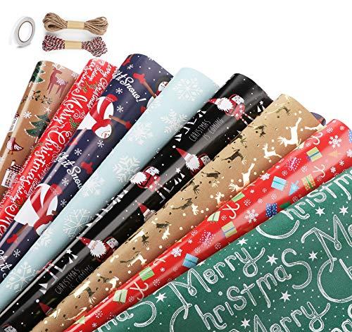 Homewit - Papel de regalo...