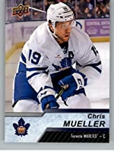2018-19 Upper Deck AHL Hockey #79 Chris Mueller Toronto Marlies Official UD American Hockey League Trading Card