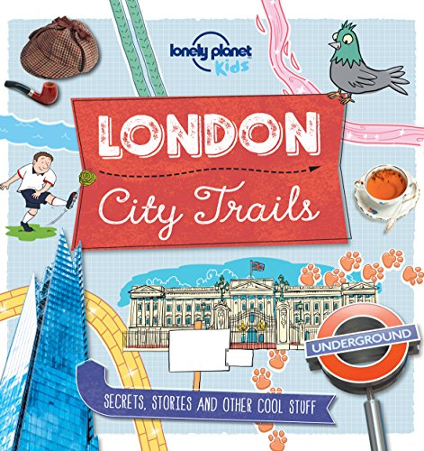 City Trails - London (Lonely Planet Kids) (English Edition)