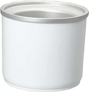 Cuisinart 冰淇淋机 1-1/2 夸脱冰淇淋机冰淇淋碗 - 与 cuisinart 冰淇淋机配套使用