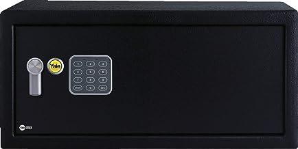 Yale 05550000-3, Cofre Value Laptop, Preto , YALE