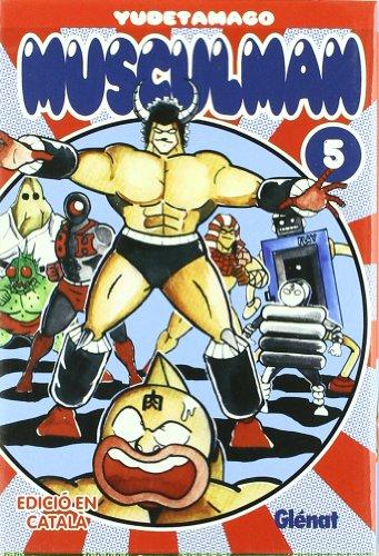 Musculman 5 (Manga en català)