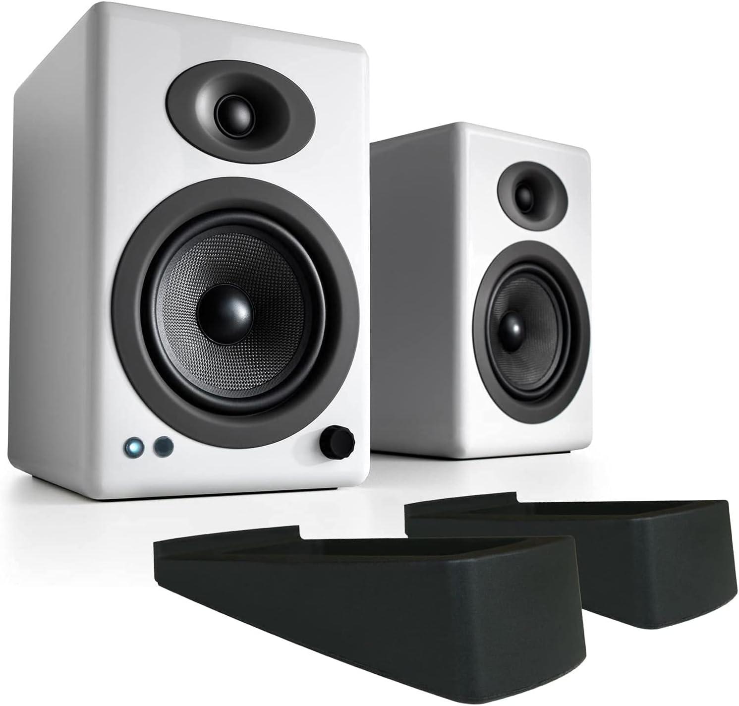 Selling rankings Audioengine A5+ Wireless Powered Bookshelf A Speaker Bundle Ranking TOP15 with