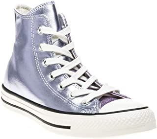 CONVERSE ALL STAR Hi Womens Sneakers Purple