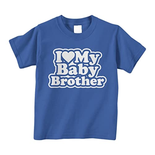 """Baby Bib /""""I Love My Brother /& Sister this much/"""" Cute Funny Boy Girl Gift"""