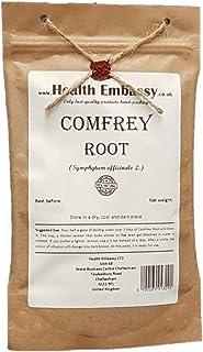 Comfrey Root (Symphytum officinale L.) - Health Embassy - 100% Natural (100g)