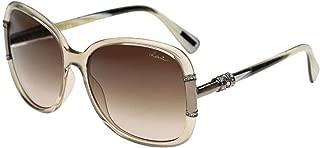 Lanvin Wrap Women's Sunglasses - Transparent Green LANVIN SLN 508S 06S9-60-17-130