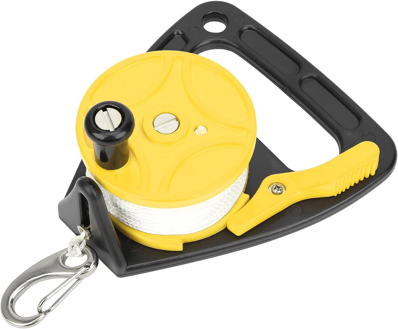 National products FastUU Diving Reel Popular Multi Durabl Line 150Ft Purpose